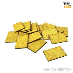 Rectangle Base 60x40mm (20)