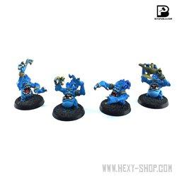 Daemon Sapphire Efreets (4)
