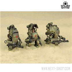 Steel Wall Steel Guard Fire Support Squad