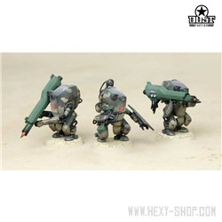 Steel Lightning Steel Guard Tesla Squad