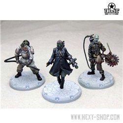 Stefan / Totenmeister / Grenadier X Axis Hero Set