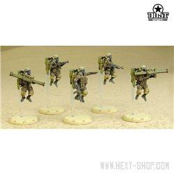 RAKETENTRUPPE Anti-Aircraft Squad