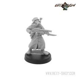 Delarian Infantryman 1