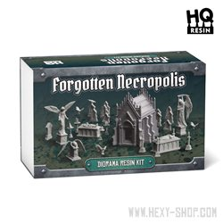 Forgotten Necropolis - Diorama Resin Kit