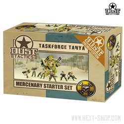 Taskforce Tanya PREMIUM - Starter Set