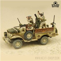 Dodge 4x4 - Light Assault/Mortar/Transport Truck