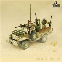 Dodge 4x4 - Light Command/Gun/Transport Truck