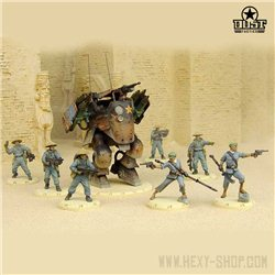 Battlegroup PLA - Chinese Army Starter Set