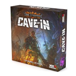 Cave-in Board Game