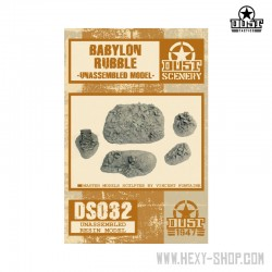 Babylon Rubble (Unassembled)