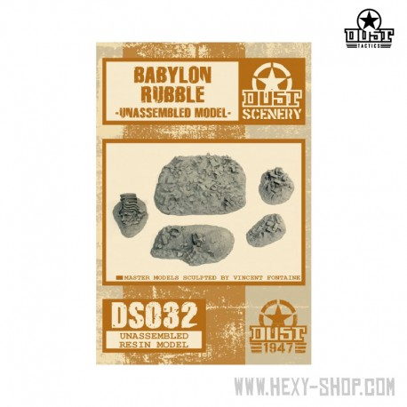 Babylon Rubble (Unassembled)