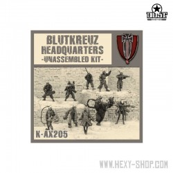 Blutkreuz Headquarters (Unassembled)