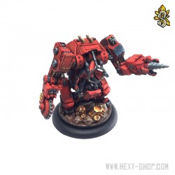 Bioss Witch Exoskeleton Armor - Star Scrappers