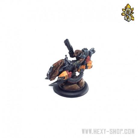 Terron Wild Card Raider on Stallion Jetbike