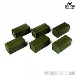 Axis Ammo Crates Set Primed