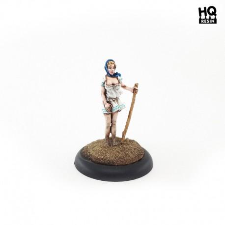 Erika the Shepherdess