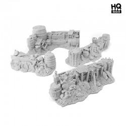 Medieval Barricades