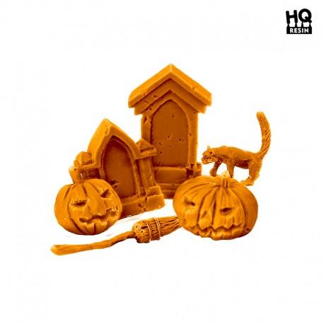 Halloween Basing Kit