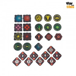 X-Wing Tokens Set