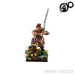 Ogre Mercenary: Highlander Doug Mac Leoid