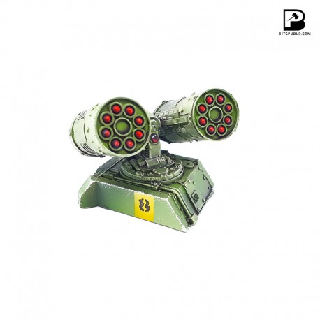 Tornado Missile Battery