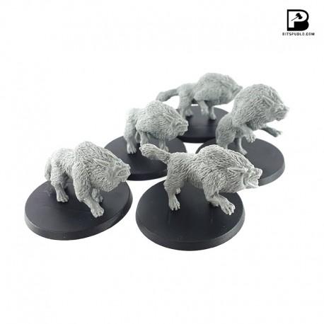 Fell Wolves Pack
