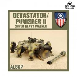 Devastator/ Punisher II Super Heavy Walker