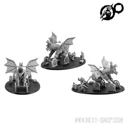 Chaotic Dwarves Sons of Adramelech: Infernal Cannon