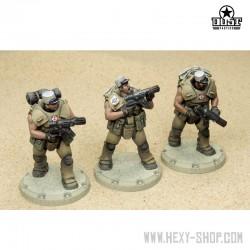 Desert Scorpions Heavy Kill Squad