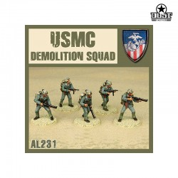 USMC Demolition Squad (Primed Models)