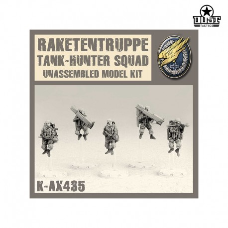 RAKETENTRUPPE Tank-Hunters Squad
