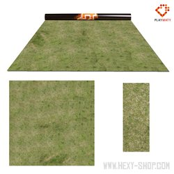Grass 1 / Swamp 1 – Double-Sided 48″ x 48″ Mat for Battle Games