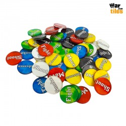 Wargaming Tokens Set (9)