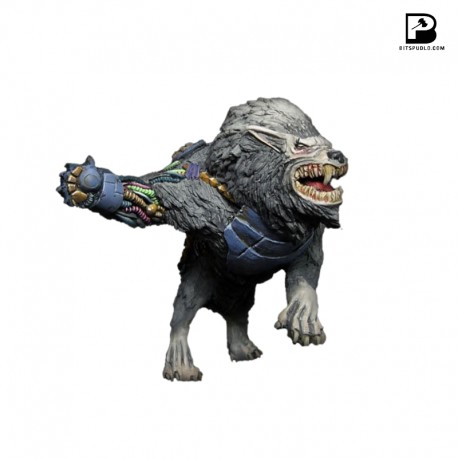 Storm Wolf (Alpha)
