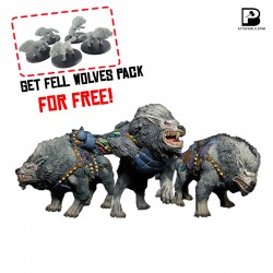 Storm Wolves Bundle