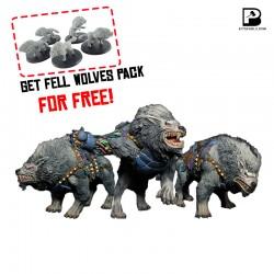 Storm Wolves Bundle
