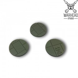 40mm Industrial Bases (6)