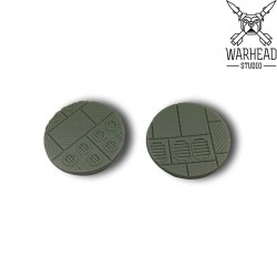 50mm Industrial Bases (3)