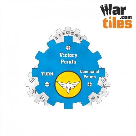 Battle Tracker - Ultramarine Warriors