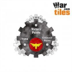 Battle Tracker - Black Crusaders
