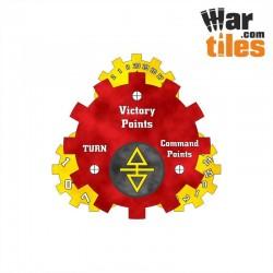 Battle Tracker - Ancient Elder (Yliaden pattern)