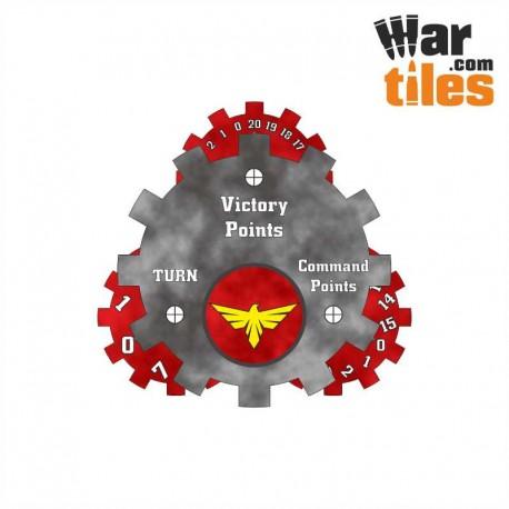 Battle Tracker - Death Sentinels