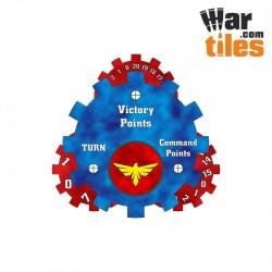 Battle Tracker - Crimson Hands