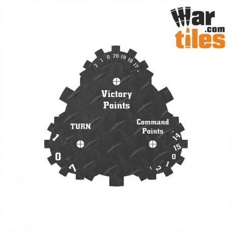 Battle Tracker - Iron Floor