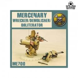 Mercenary Wrecker / Obliterator