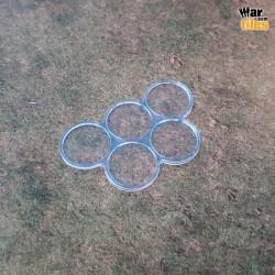 Transparent Tactical Squad Tray 25mm (4)