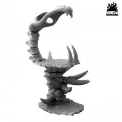 Orc Skull Shrine