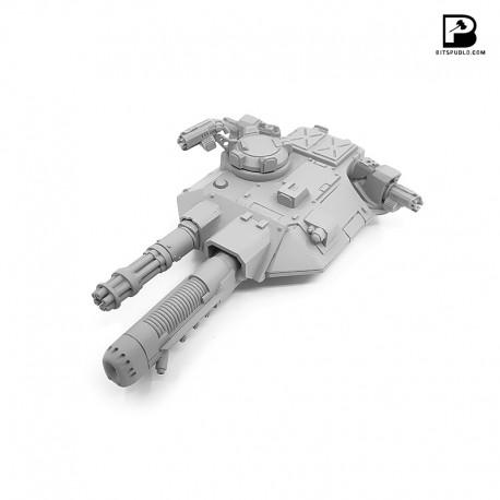Repulse Tank Turret