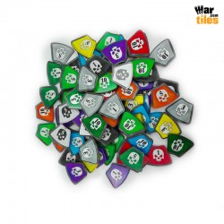 Warcry Wound Tokens Set