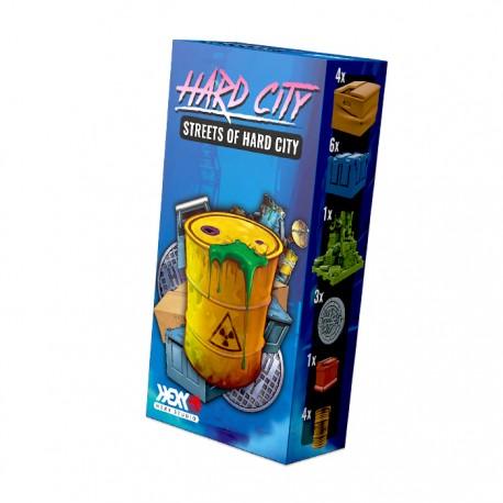 Hard City - Streets of Hard City
